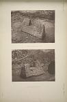 (a) Altar O. (Page 58) West side. (b) Altar O. (Page 58) East side.