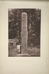Stela D. East Side. See Plate 25 and pages 10 and 11.