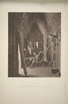 Casa de Monjas, interior of southern chamber, Plate 3, See pages 14-15.