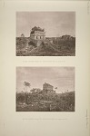 (a) Casa Colorada, Plate 2, No. 7, from the north west, see pages, 22-23. (b) Casa Colorada, Plate 2, No. 7, from the south east, See pages, 22-23.