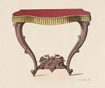 Consoles Louis XV.