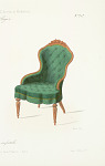 Fauteuil et Chaise confortable.