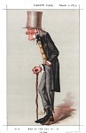 From Vanity Fair, Mar. 1, 1873. No. 226, Men of the Day, No. 57. With accompanying biographical text.