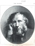 From The Graphic (London), 19 July 1873; biographical artcle from The Graphic mounted on verso.