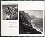 11. Lauhala trees in the wind, Na Pali coast, Kauai; 12. Na Pali coastline, Kauai