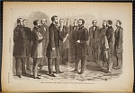 General Grant receiving his commission as Lieutenant-General from President Lincoln