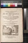 Georgii Agricolae De re metallica libri xii