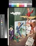 Vanity Fair's Great American Waxworks -- The Chamber of Heroes