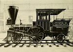 Pioneer train.