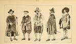 German costumes.