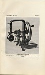 Plate 5: Original Sewing Machine, Made by Elias Howe jr., in 1845