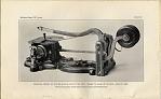 Plate 8: Original model of U.S. Patent No. 9041, issued to Allen B. Wilson, June 15, 1852