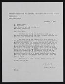 view Letter from Eugene W. Leake digital asset: Letter from Eugene W. Leake