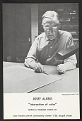 view Josef Albers papers, 1929-1970 digital asset number 1