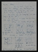view Roberto Matta letter to Allan Frumkin digital asset number 1