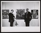 view Allan Frumkin Gallery records, 1880,1944-2016 digital asset number 1