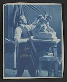 view Harriet Collins Allen papers relating to Solon Borglum, 1897-1925 digital asset number 1