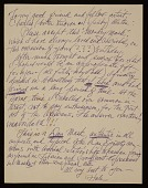 view Hale Aspacio Woodruff letter to Charles Henry Alston digital asset number 1