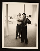 view Clement Greenberg and Helen Frankenthaler digital asset number 1