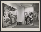 view Installation view of Helen Frankenthaler's first show at the André Emmerich Gallery digital asset number 1