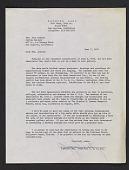 view Raymond Lark, Los Angeles, Calif. letter to Joan Ankrum, Los Angeles, Calif. digital asset number 1