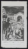 view Print of 1934 longshore strike digital asset: page 1