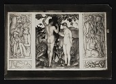 view Photograph of mural by unidentified artist digital asset: front