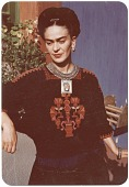 view Portrait of Frida Kahlo digital asset number 1