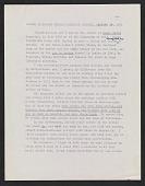 view Speech at Joseph Cornell memorial service digital asset: page