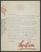 view Hugo Ballin letter to Michael M. Engel digital asset number 1
