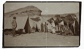 view Henry Bacon camping in Egypt digital asset number 1
