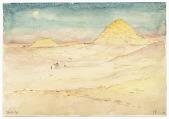 view Egyptian landscape digital asset number 1