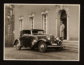 view Rudolf Bauer and his 1930 Graham-Paige automobile digital asset number 1
