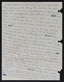view Karl Wirsum letter to Don Baum digital asset number 1