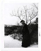 view Cecilia Beaux at Green Alley in winter digital asset number 1