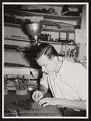 view Fred Becker papers, 1913-2004, bulk 1940-2000 digital asset number 1