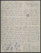 view Miriam Beerman letter to unidentified recipient digital asset number 1