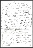 view H. C. (Horace Clifford) Westermann, Brookfield, Conn. letter to Billy Al Bengston, Venice, Calif. digital asset number 1