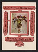view Eugene Berman, ballet, opera and theatre designs digital asset: cover