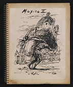 view Album of photographs of drawings of Mexico digital asset: cover
