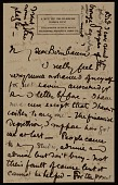 view Herbert Haseltine letter to Martin Birnbaum digital asset number 1