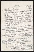 view William Zorach, Brooklyn, N.Y. letter to Isabel Bishop digital asset number 1