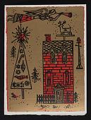 view Gordon Kensler, Or. christmas card to Kathleen Blackshear digital asset number 1