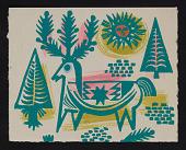 view Marian Witt Christmas card digital asset number 1