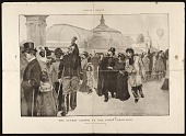 """view Illustration from <em>Harper's Weekly</em>, """"The Sunday crowd at the Paris Exposition"""" digital asset number 1"""