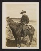 view Peter Blume at the Snake River Ranch near Wilson, Wyoming digital asset number 1