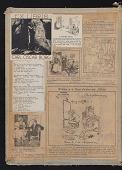 view Carl Oscar Borg scrapbooks, 1903-1955 digital asset number 1