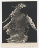 view <em>Stampede of Wild Horses</em> by Solon Borglum digital asset number 1
