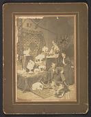 view Solon Borglum and his aunt in his Paris apartment digital asset number 1