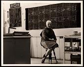 view Dorr Bothwell in her studio digital asset number 1